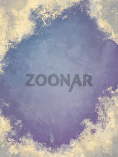 grunge background blue purple colored