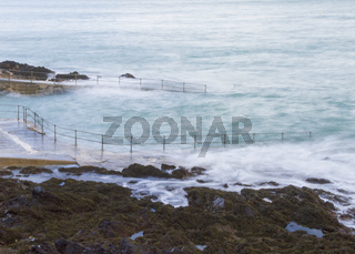 Natural Pool in Guernsey
