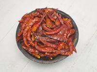 pepper in a bowl