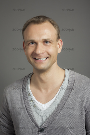 male portrait studio
