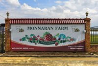 Poster der Monnaran Farm der Everyday Farm LLC, Songino Khairkhan, Mongolei
