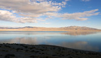 Twenty Mile Beach Walker Lake Western Nevada United States