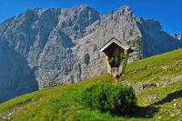 Kreuz im Karwendel