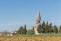 Vrh in Istrien