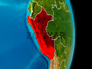 Peru on Earth