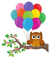 Party owl topic image 4