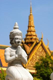 Buddha in Cambodia