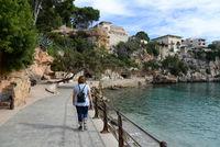 Küste bei Porto Christo