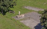 Brunnen nahe der Ruine Hohenbodman