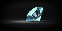 blue gem stone