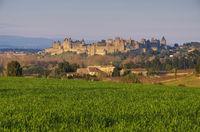 Cite von Carcassonne - Castle of Carcassonne, France