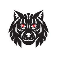 Lynx Cat Head Front