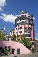 Magdeburg Hundertwasser Haus