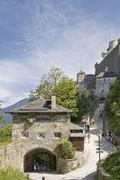 Burgtor der Feste Hohensalzburg