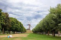 Sint Janshuismolen wind mill
