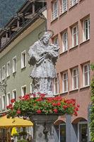Nepomukbrunnen in Bludenz