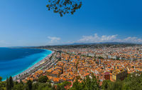 Nice in Provence France