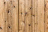 Wood plank textured wall in vertical lines