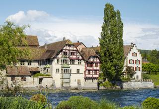 Kloster St. Georgen, Stein am Rhein, Schweiz