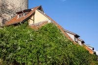 Welterbestadt Quedlinburg Bilder von der historischen Altstadt