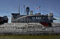 Historisches U-Boot