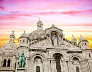Sacre Ceure, Paris