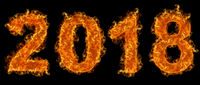 fire year of 2018