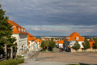 Stadtansichten von Ballenstedt im Harz