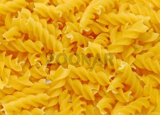 einige Spirellis / a few noodles
