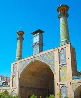 Imam Khomeini Mosque. Tehran, Iran
