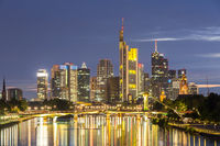 Germany Frankfurt Skylines