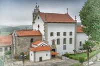 Mosteiro de Vairao, Portugal