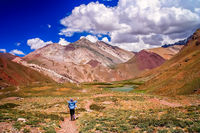 On the path to Aconcagua