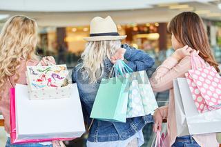 Frauen als Kunden und Konsumenten