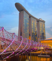 Marina Bay Sand Resort, Singapore