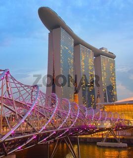 Marina Bay Sand Resort, Singapore
