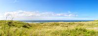 Dünen und Nordsee