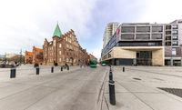 Malmo Town Square Sweden