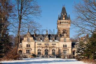 Jagdschloss Hummelshain