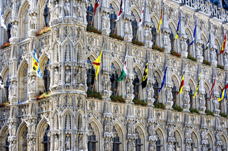 Leuven Rathaus
