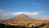 Yanahuara Viewpoint in Arequipa
