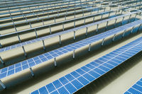 solar power farms