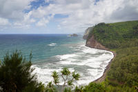 Pololu Valley, Big Island, Hawaii