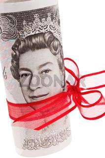 Britische Pfund. Währungs Englands