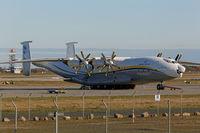 Antonov 22 der Antonov Airlines (Antonov Design Bureau).