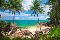 tropical beach, Koh Lanta, Krabi, Thailand