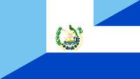 guatemala el salvador flag