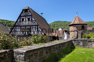 Dörrenbach in der Pfalz