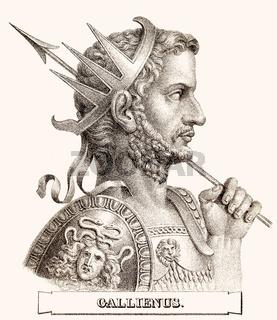 Gallienus, c. 218-268, Roman Emperor