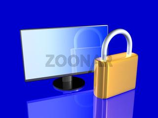 Secure Screen